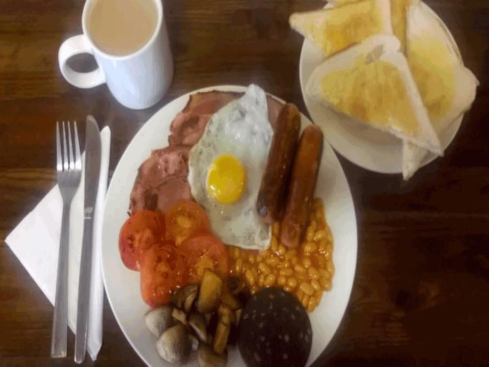 Bespoke Breakfast.