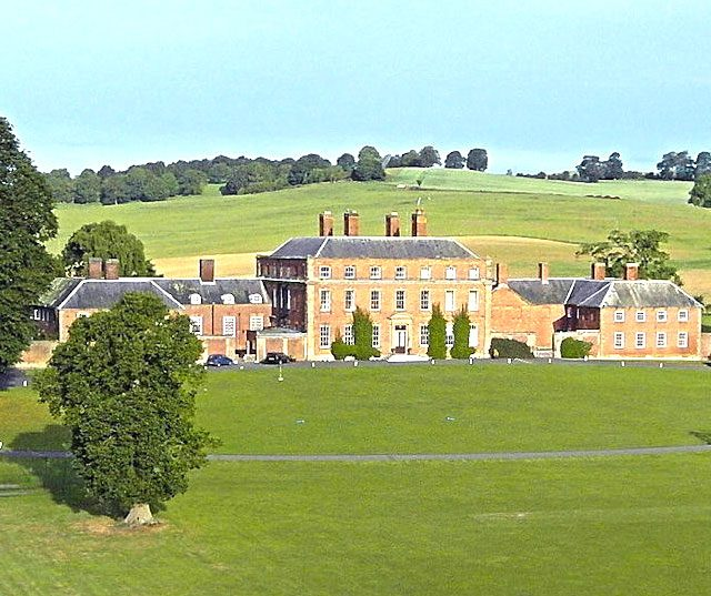 Kinlet Hall